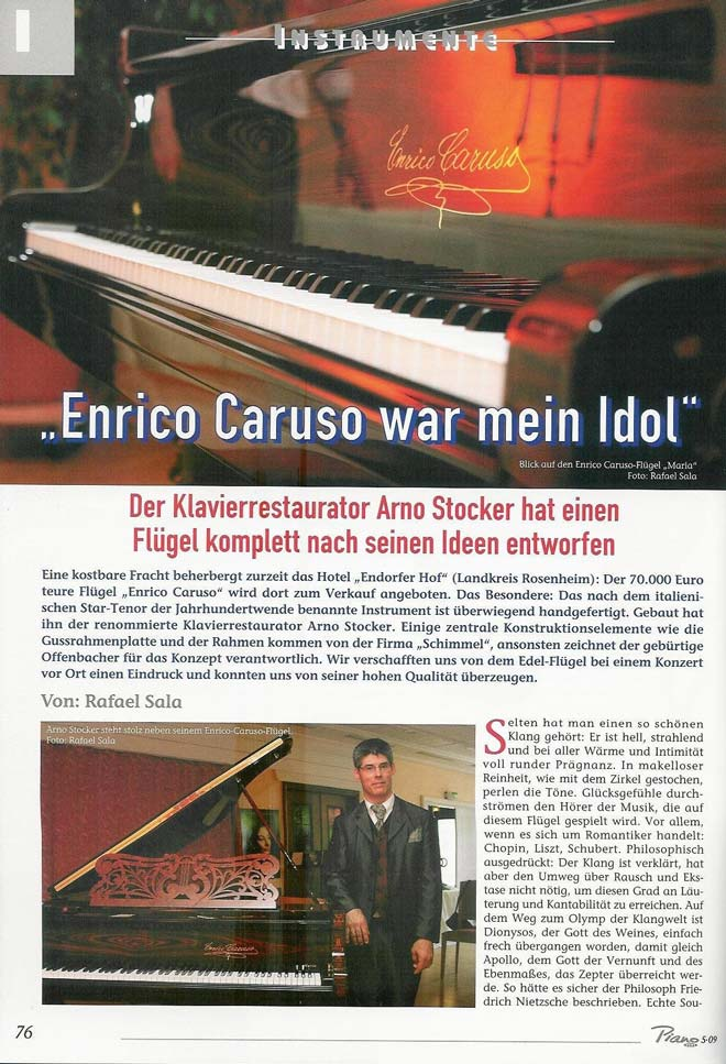 Piano News 05/2009 Teil 1